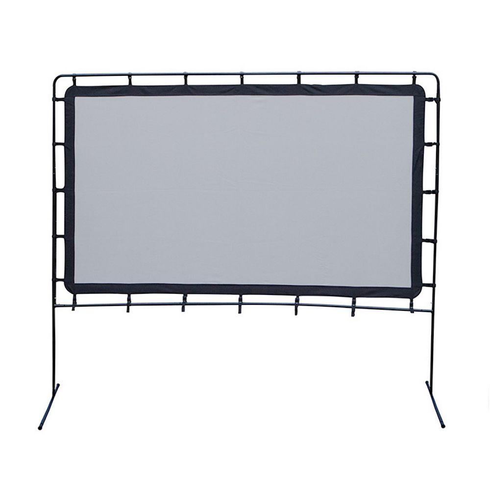 Camp Chef Outdoor Big Screen 92 inch Lite Portable Movie Screen