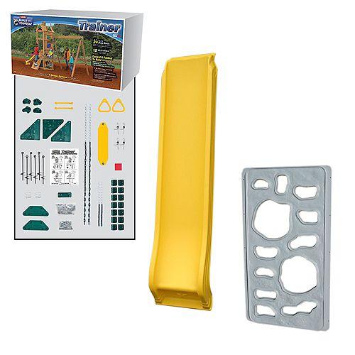 Kit de base d'aire de jeu Trainer prêt-à-assembler