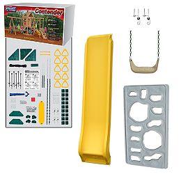 Kit de base d'aire de jeu Contender prêt-à-assembler
