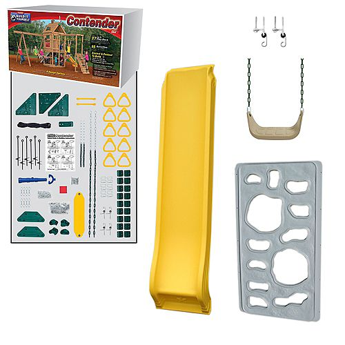Contender Build It Yourself Starter Play Set