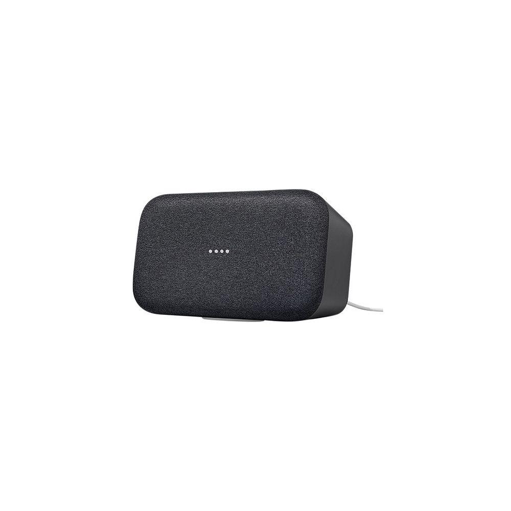 Google Home Max Smart Speaker in Charcoal