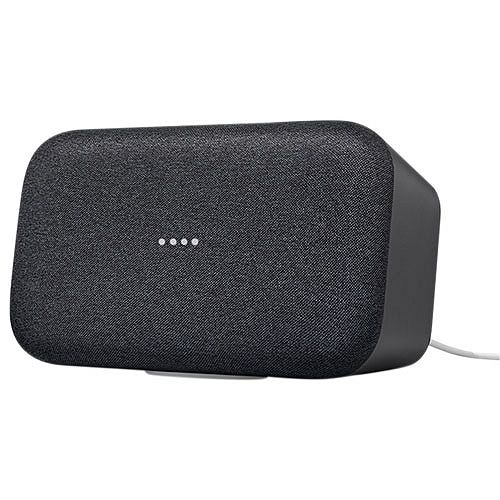 Home Max Smart Speaker in Charcoal