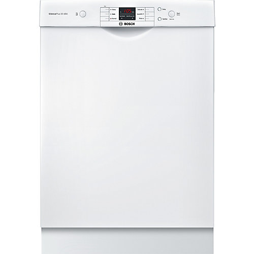 100 Series - 24 inch Dishwasher w/ Recessed Handle - 50 dBA