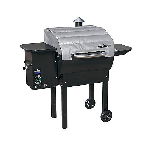 Housse pour barbecue à granules série 24