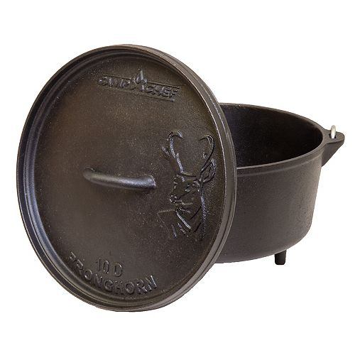 Camp Chef 10 inch Cast Iron Classic Deep Dutch Oven