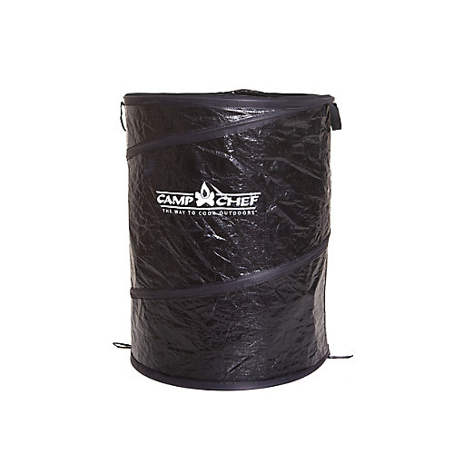 130L (35 Gal.) Collapsible Garbage Can