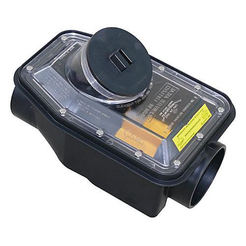 Fullport Backwater Valve and Access Box