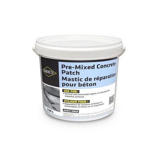Pre-Mixed Concrete Patch 0.95L