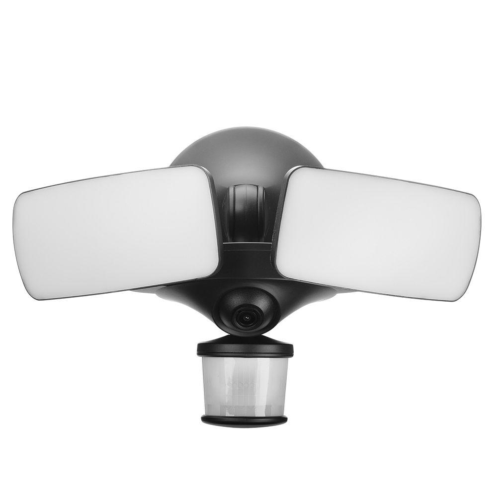 Maximus Smart Motion Security Light - Textured Black