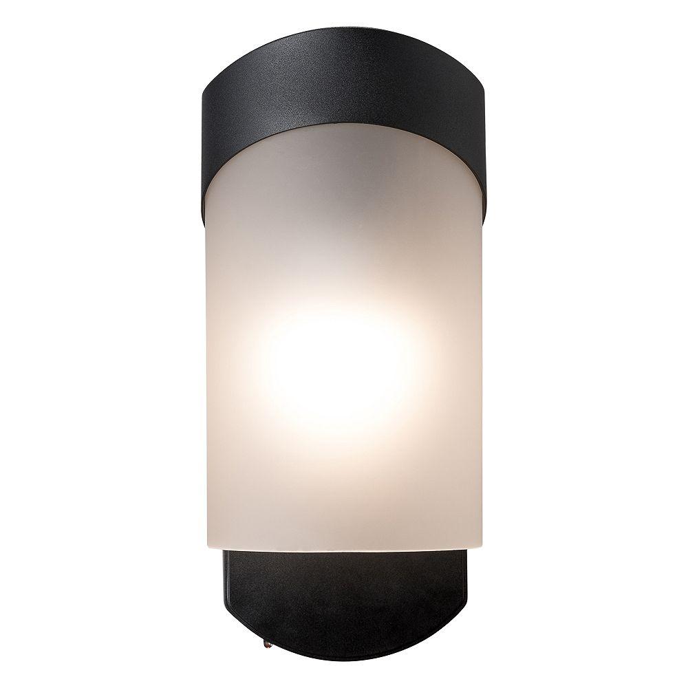 Maximus Contemporary Companion Smart Security Light - Textured Black