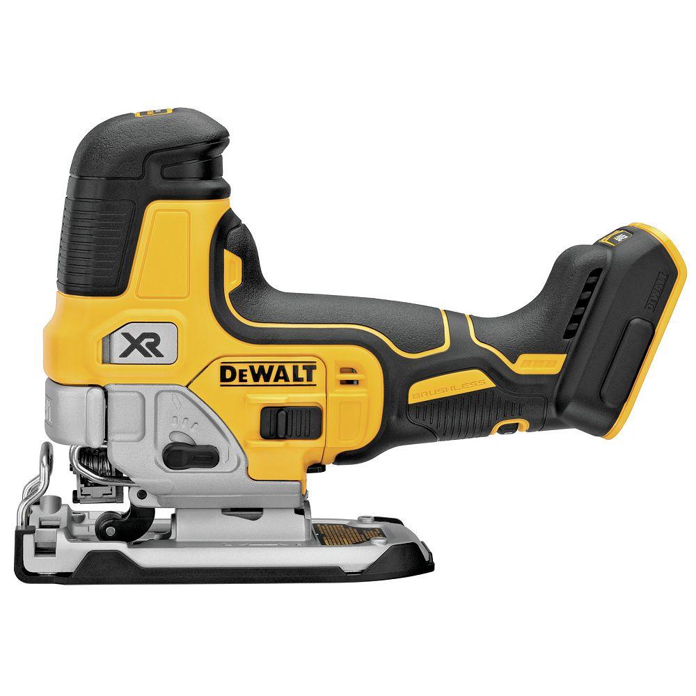 Dewalt 20V MAX XR Cordless Barrel Grip Jig Saw (Tool Only) DCS335B