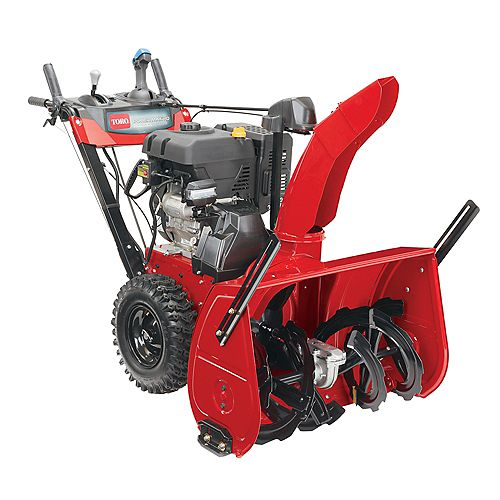 Power Max HD 1432 OHXE 32-inch 420 cc Two-Stage Electric Start Gas Snowblower