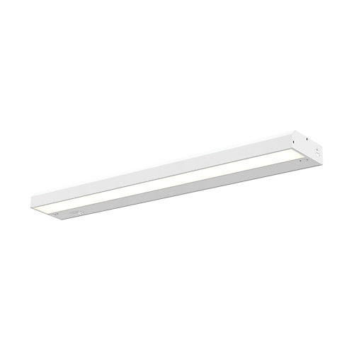 Color-temperature-selectable 30-inch LED White Under Cabinet Light