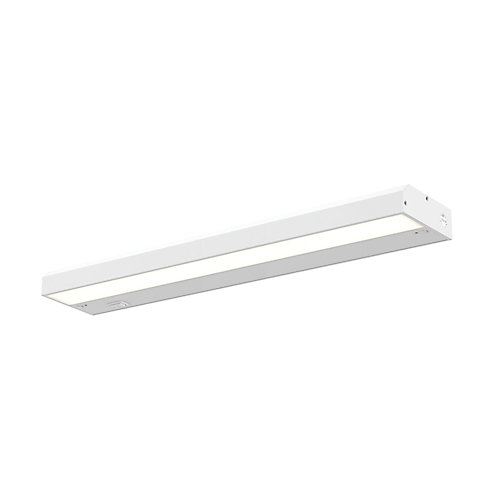 Color-temperature-selectable 24-inch LED White Under Cabinet Light