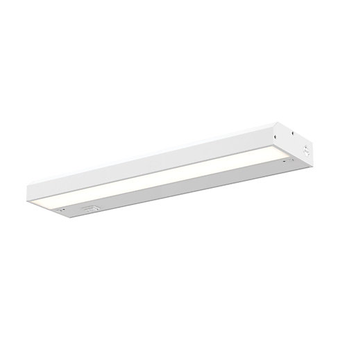 Color-temperature-selectable 18-inch LED White Under Cabinet Light