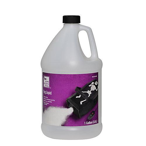 Liquide a brouillard