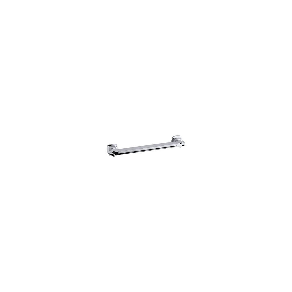 KOHLER Margaux 18 inch X 1-1/4 inch Grab Bar in Polished Stainless