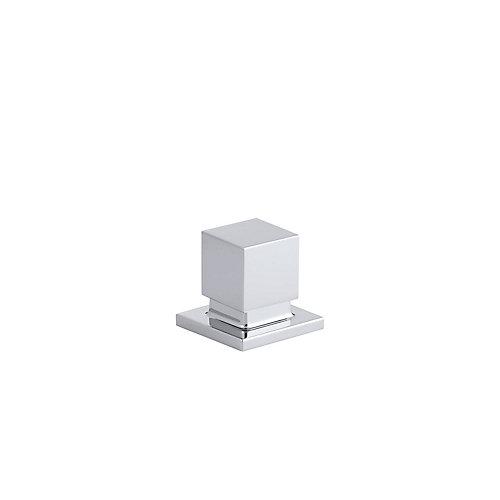 Loure 2-Way Diverter Valve In Polished Chrome