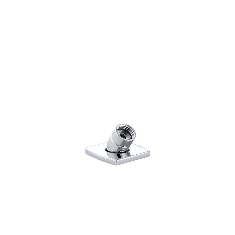 KOHLER Loure Deck-Mount Metal Handshower Holder In Polished Chrome