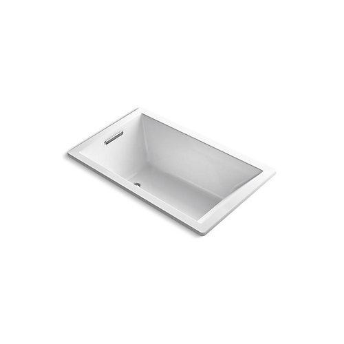 Baignoire encastree Underscore® rectangulaire, 60 x 36 po