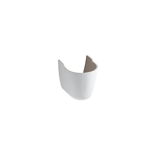 Brenham Shroud In White