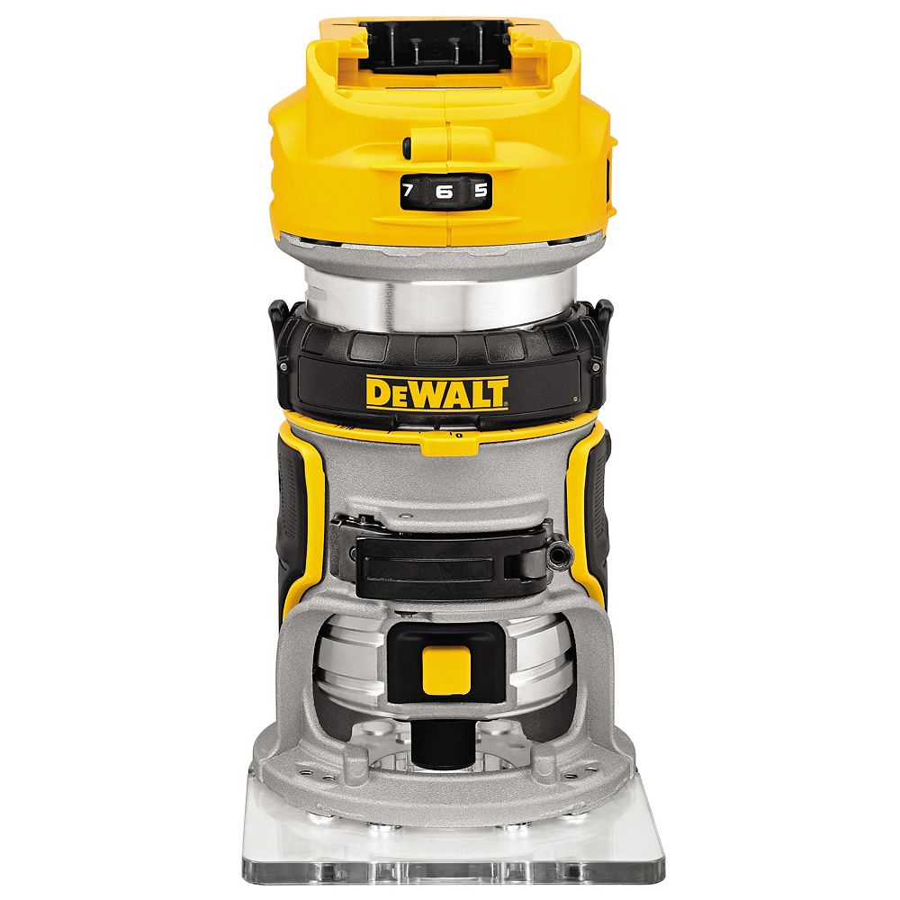 DEWALT 20V Max XR Lithium-Ion Cordless Brushless Compact Router