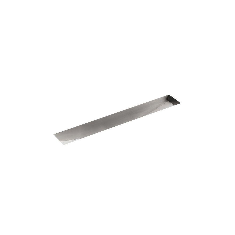 KOHLER Undertone Under mount Stainless Steel 43 X 8.25 X 6.3125 0-Hole Single Bowl Kitchen Sink