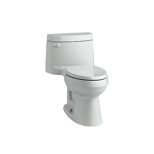 Cimarron 1-Piece 1.28 Gpf Elongated Toilet In Ice Grey