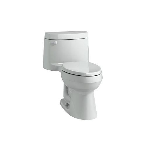 KOHLER Cimarron 1-Piece 1.28 Gpf Elongated Toilet In Ice Grey
