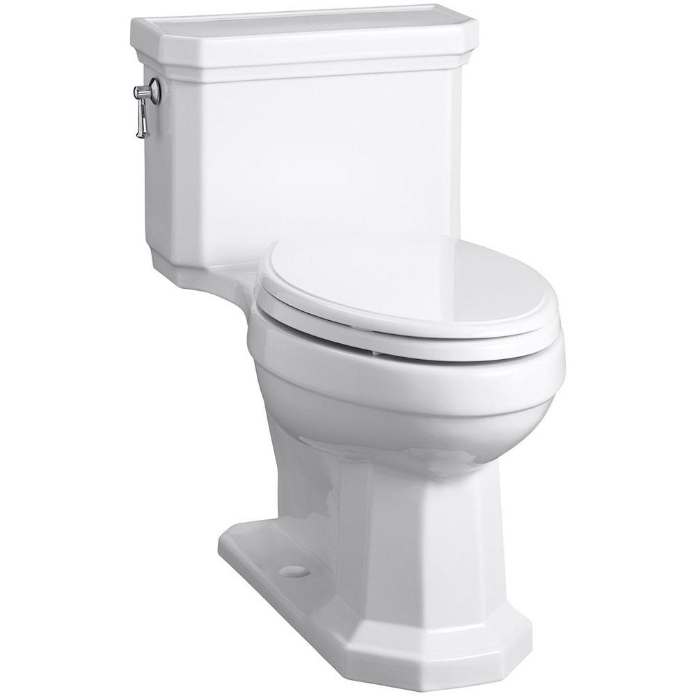 KOHLER Kathryn Comfort Height® Elongated 1-Piece 1.28 Gpf Toilet In White