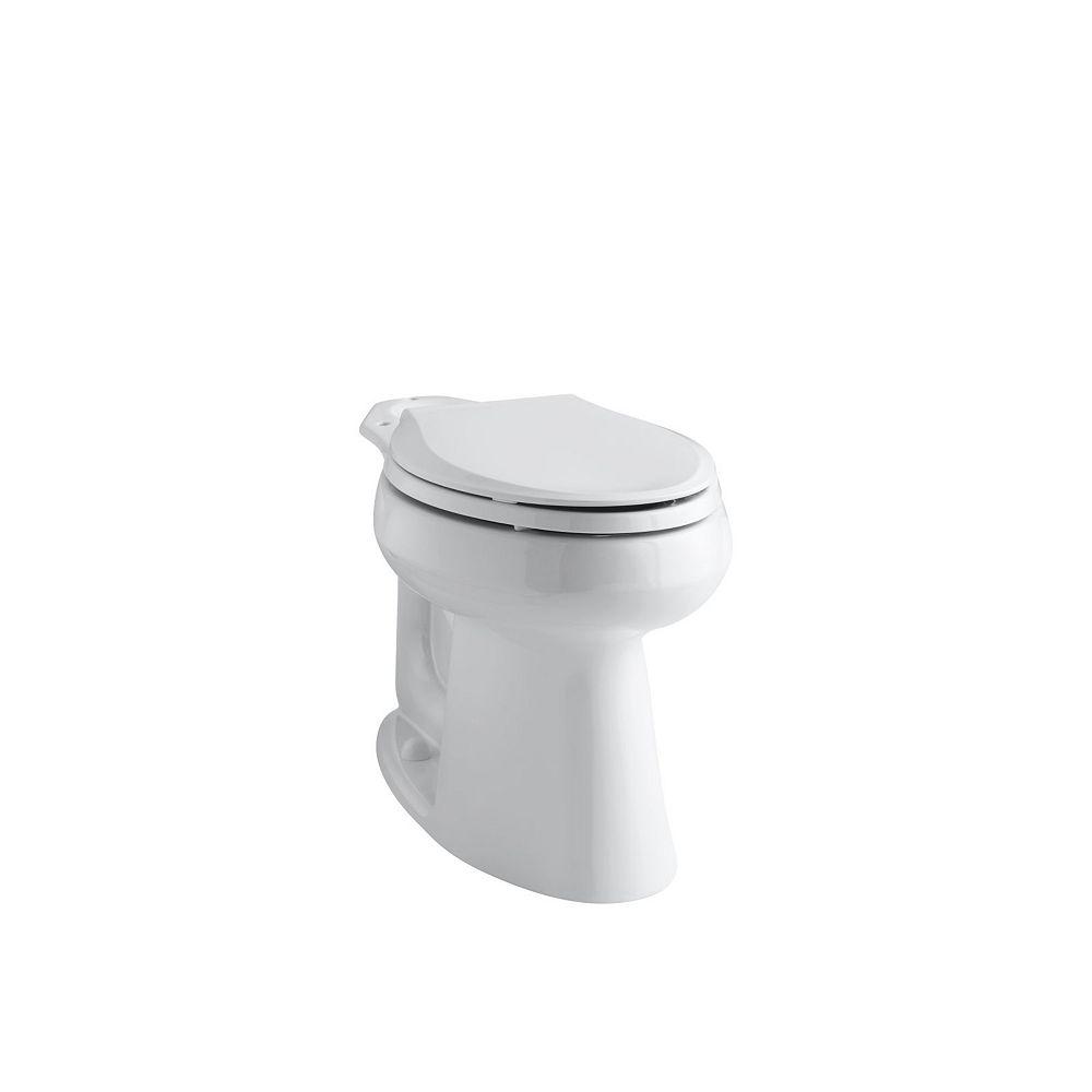 KOHLER Highline Comfort Height Class Five Elongated Toilet Bowl Only In White