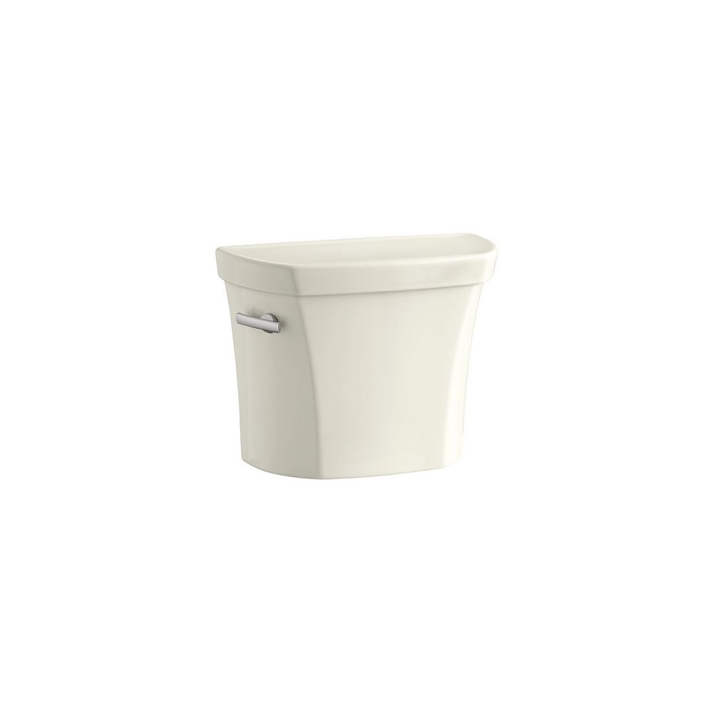 KOHLER Wellworth 1.28 Gpf Toilet Tank Only With Insuliner Tank Liner In Biscuit