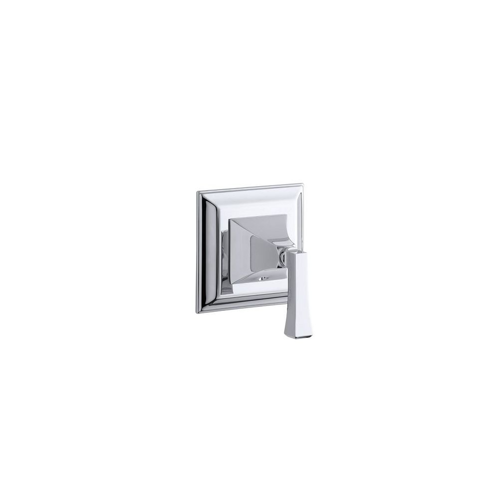 KOHLER Memoirs Stately Valve Trim With Deco Lever Handle For Transfer Valve In Polished Chrome