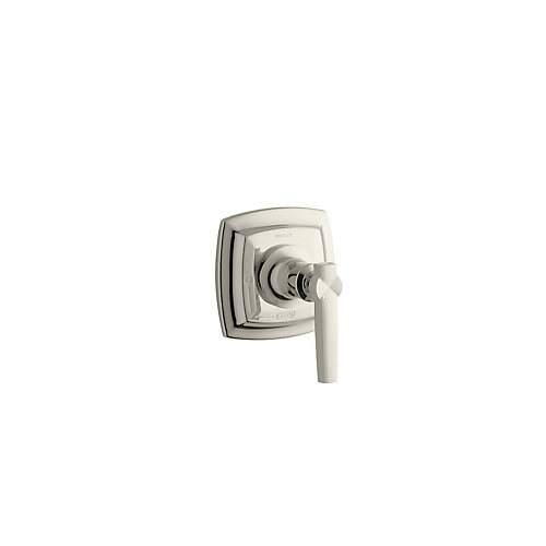 Margaux Valve Trim With Lever Handle For Volume Control Valve In Vibrant Polished Nickel