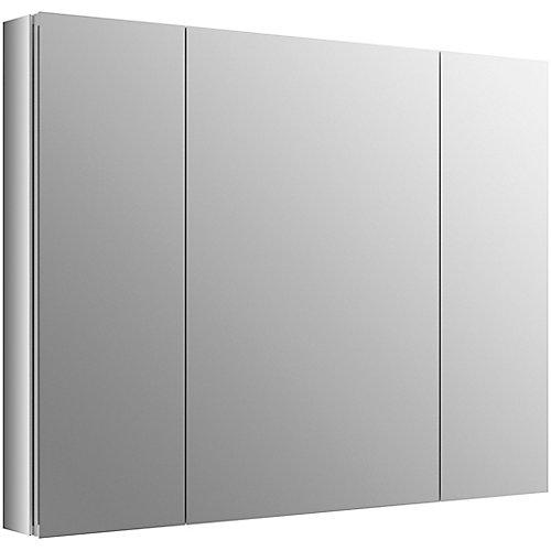 Armoire a pharmacie Verdera en aluminium, 40 x 30 po