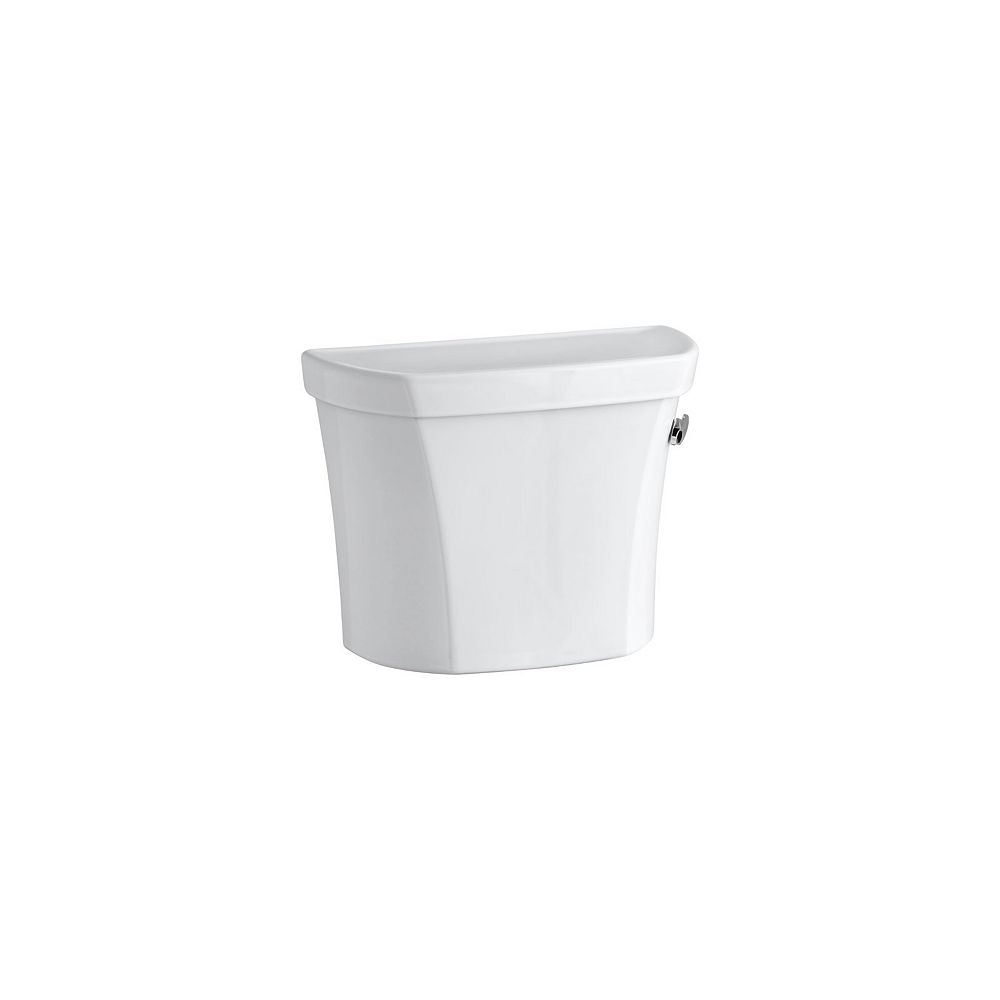 KOHLER Wellworth 1.28 Gpf Right-Hand Tank With Locks In White