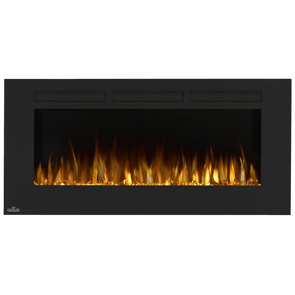 Napoleon Allure 50-inch Linear Wall Mount Electric Fireplace