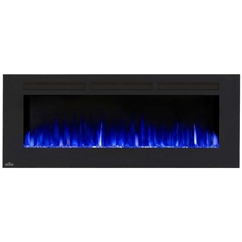 Napoleon Allure 60-inch Linear Wall Mount Electric Fireplace