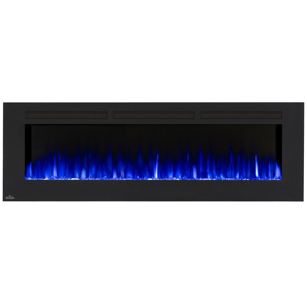Allure 72-inch Linear Wall Mount Electric Fireplace
