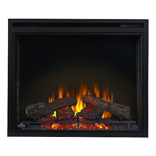 Napoleon 33-inch Built-In Electric Fireplace Insert