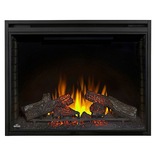 Ascent 40-inch Built-In Electric Firebox