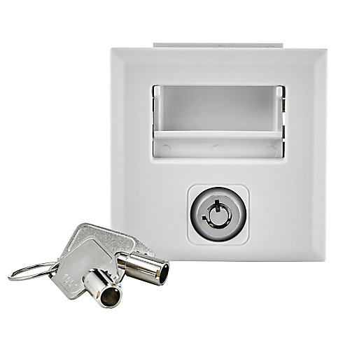 Door Padlock Kit for Indoor Load Center Enclosures