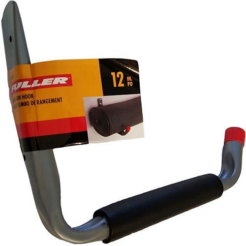 Jumbo 12-inch 50 lb. Capacity Arm Hook