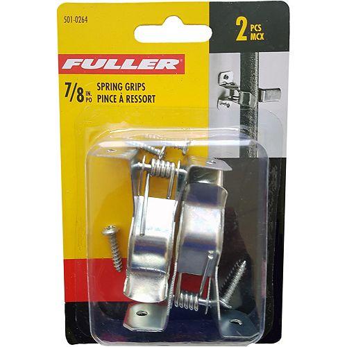 Fuller 7/8-inch Spring-Loaded Storage Grips (2-Pack)