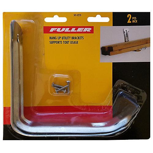 Multi Purpose Hang-Up Utility Bracket (2-Piece)