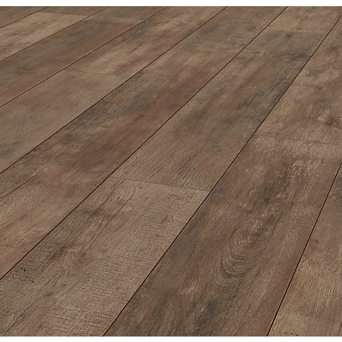 Jacobean Oak 12 mm Thick x 8.03-inch Wide x 47.61-inch Long Laminate Flooring (15.94 sq. ft. / case)
