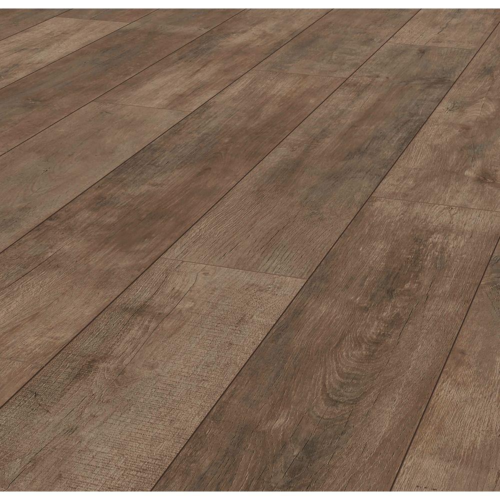 Lifeproof Jacobean Oak 12 mm Thick x 8.03-inch Wide x 47.61-inch Long Laminate Flooring (15.94 sq. ft. / case)