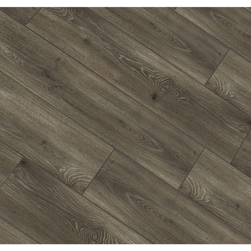 Lifeproof Aged Gunmetal Oak 12 mm Thick x8.03-inch Wide x47.61-inch Long Laminate Flooring(15.94 sq.ft./case)