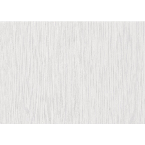 346-0089 Home Decor Self Adhesive Film 17-inch x 78-inch Whitewood - (2-Pack)