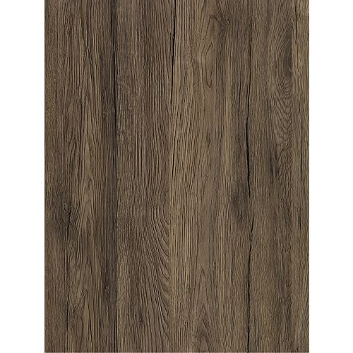 346-0632 Home Decor Self Adhesive Film 17-inch x 78-inch Sanremo Oak - (2-Pack)